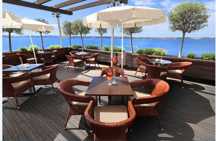 restaurants und bars hoteli bernardin