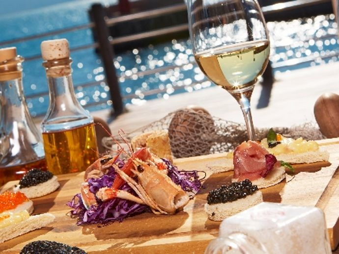 Discover the Mediterranean flavors that Portoroz has to offer