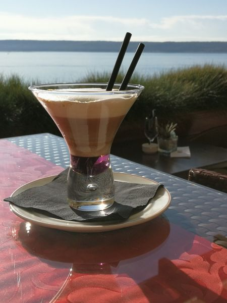 The best cup of coffee on the slovenian coast