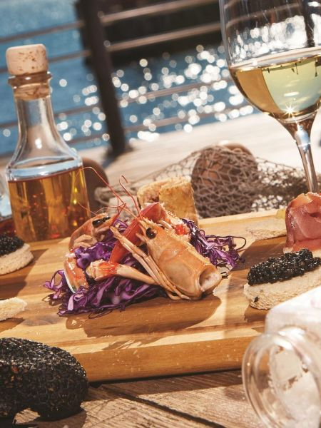 Culinary selection in the Slovene Littoral