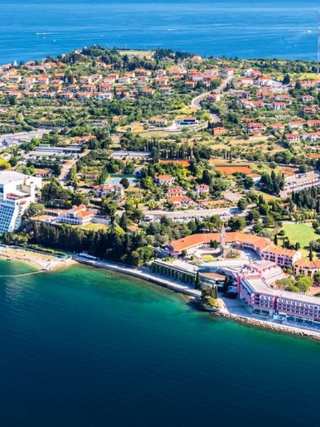 How to get to the Slovenian coast