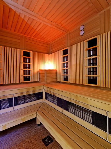 Sauna - useful tips when entering the sauna park