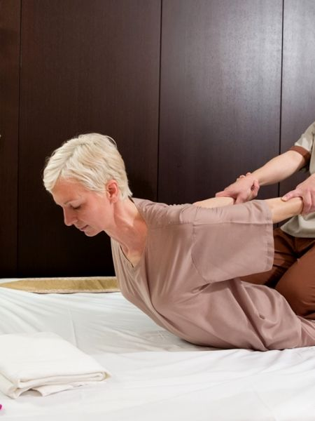 Do you know the healing benefits of shiatsu massage?