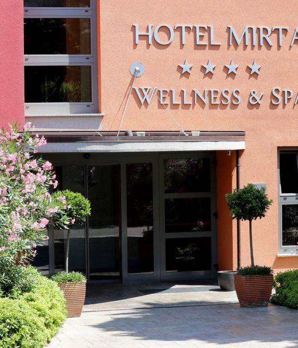 Accommodations with Wellness in Izola