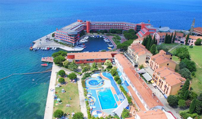 Hotel Vile Park St Bernardin Resort